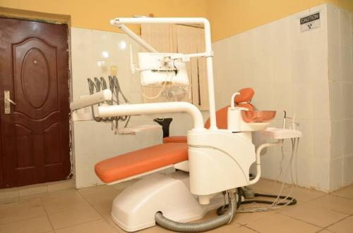 Medical Equipment Recently Commissioned